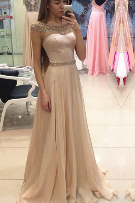 Off Shoulder Prom Dress,Cap Sleeve Prom Dresses,Evening Dress,Party Dresses